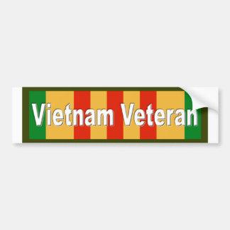 Vietnam Veteran Bumper Stickers