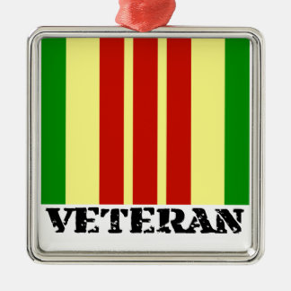 Vietnam Veteran Christmas Ornament