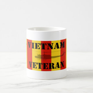 Vietnam Veteran Coffee Cup