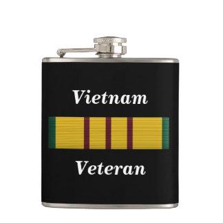 Vietnam Veteran - flask