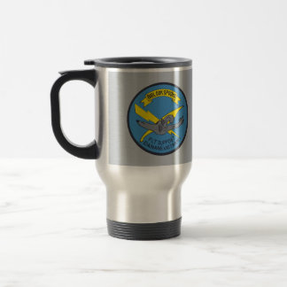 Vietnam Veteran FLT SUPP Travel Mug