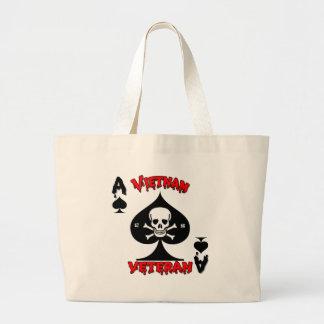 Vietnam Veteran gifts 67-68 Jumbo Tote Bag