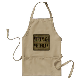 Vietnam Veteran Military Adult Apron