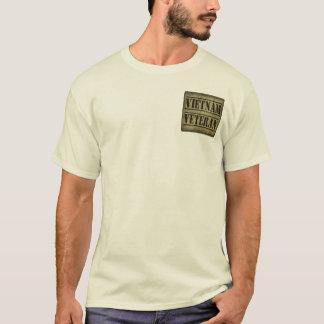 Vietnam Veteran Military T-Shirt