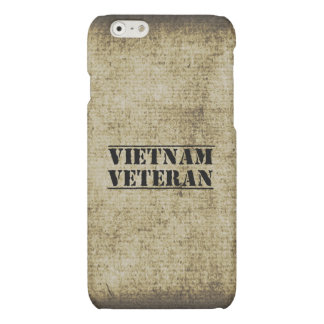 Vietnam Veteran Military War Vet iPhone 6 Plus Case