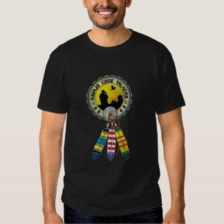Vietnam Veteran - Native Amercian Code talkers T Shirt