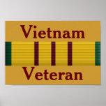 Vietnam Veteran -Poster Print