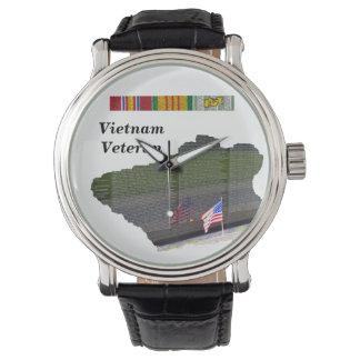 Vietnam Veteran watch