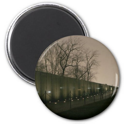Vietnam Veterans Memorial Fridge Magnets