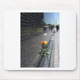 vietnam veterans memorial mouse pad