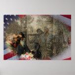 Vietnam Veterans' Memorial Poster