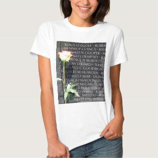 vietnam veterans memorial tee shirt