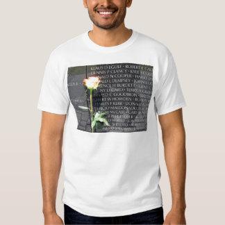 vietnam veterans memorial tshirt