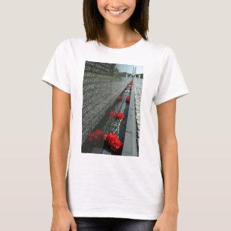 Vietnam veterans Memorial Wall T-Shirt