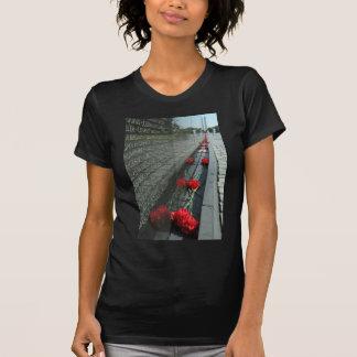 Vietnam veterans Memorial Wall Tee Shirt