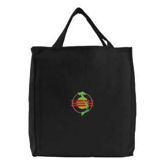 Vietnam Veterans Of America Embroidered Tote Bag