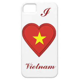 Vietnam Vietnamese flag iPhone 5 Cover