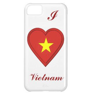 Vietnam Vietnamese flag iPhone 5C Case