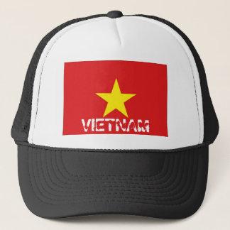 Vietnam vietnamese flag souvenir hat