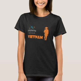 Vietnam Volunteer T-shirt - Volunteering Solutions