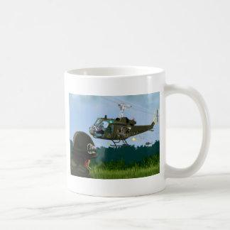 Vietnam War Bell Huey. Coffee Mug