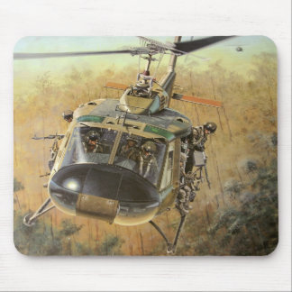 Vietnam War Mouse Mat