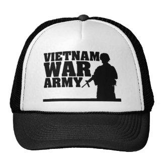 Vietnam War Veteran Mesh Hats