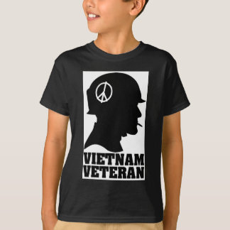 Vietnam War Veteran T-Shirt