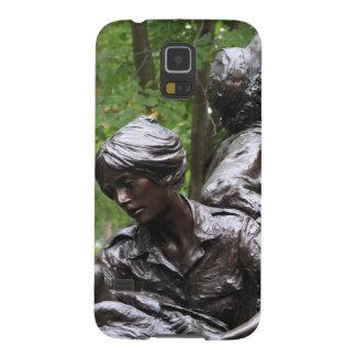 Vietnam Womens Memorial Galaxy S5 Cases