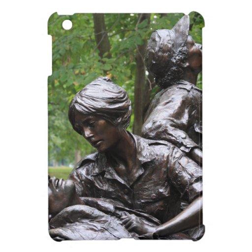 Vietnam Womens Memorial iPad Mini Cases