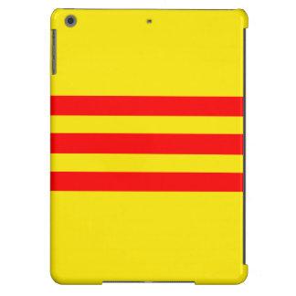 Vietnamese Flag Case For iPad Air