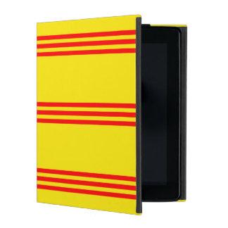 Vietnamese Flag iPad Cover
