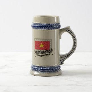 Vietnamese product beer steins