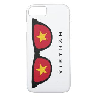 Vietnamese Shades custom text & color cases