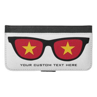Vietnamese Shades custom wallet cases