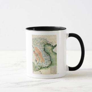 VietnamPanoramic MapVietnam Mug