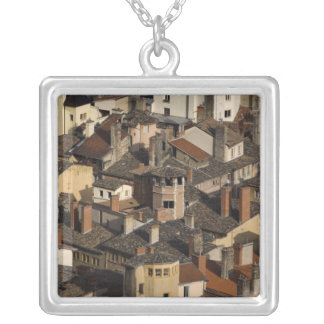 Vieux Lyon Old Lyon), France Silver Plated Necklace