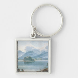 View across Loch Awe Key Ring
