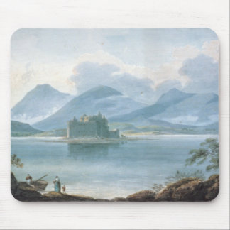 View across Loch Awe Mouse Mat