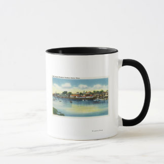 View Along the Waterfront Mug