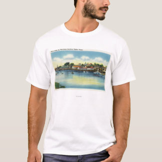 View Along the Waterfront T-Shirt