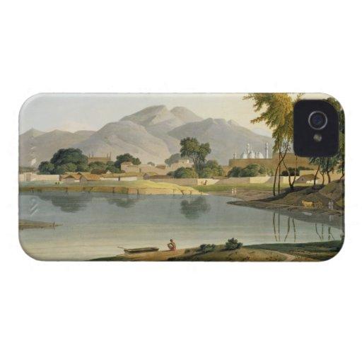 View at Nijeibabad, near the Coaduwar Gaut, Rohilc Case-Mate iPhone 4 Cases