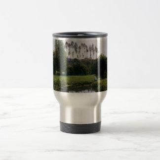 View At Rouelles Le Havre - Claude Monet Coffee Mug