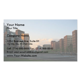 View City Park Pack Of Standard Business Cards