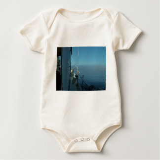 View From A Yacht Baby Bodysuit