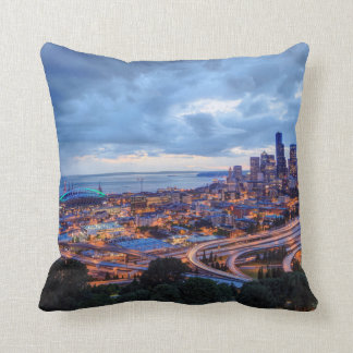 View from Beacon Hill, Pacific Med Center Cushion