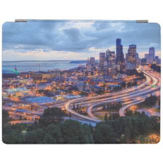 View from Beacon Hill, Pacific Med Center iPad Cover