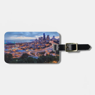 View from Beacon Hill, Pacific Med Center Luggage Tag