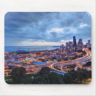 View from Beacon Hill, Pacific Med Center Mouse Mat