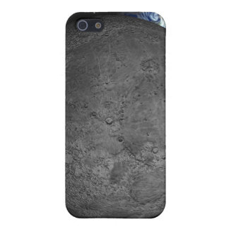 View from Behind the Moon  Case For The iPhone 5